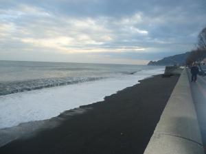 Furci coastline