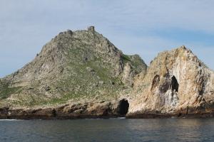 Farallon Islands 20 miles from SF