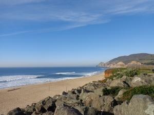 coastline south of SF