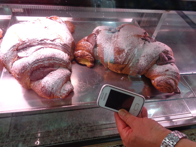 Miraglia Aci Sant Antonio.Large Sicilian Pastries And More Sicily More