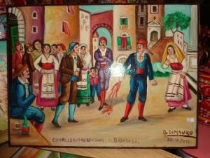 Brindisi e' appuntamento per sfida dove muore Turiddu