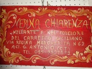 Chiarenza contact info