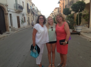Emma, Mother and I