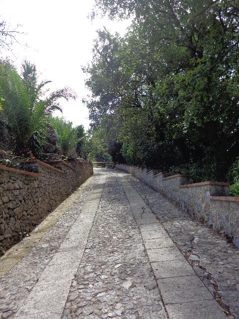path in parco jalari